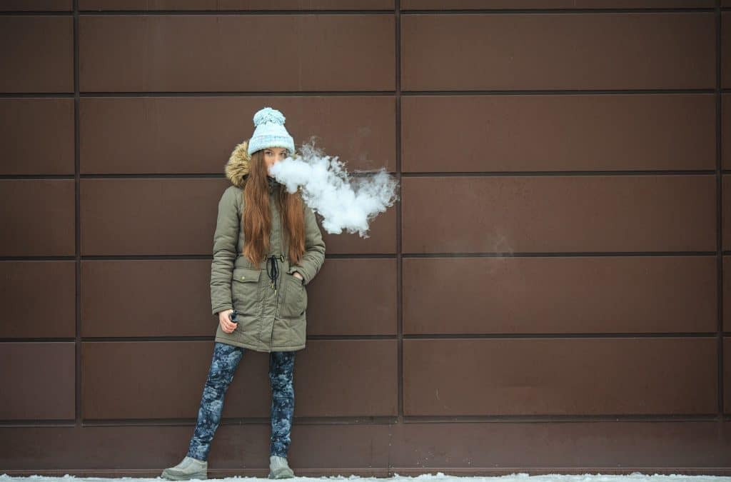 Problems With Teen Vaping?